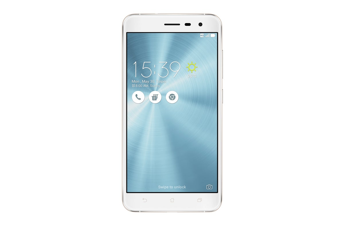 asus zenfone 3 ze520kl dual sim 32gb moonlight white ebay. Black Bedroom Furniture Sets. Home Design Ideas