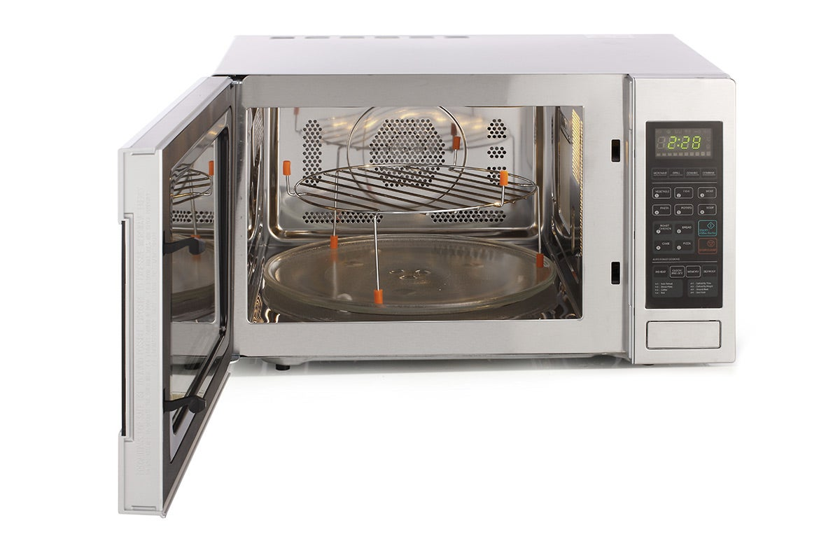 New Kogan Microwave Oven Brand New 28l Stainless Steel