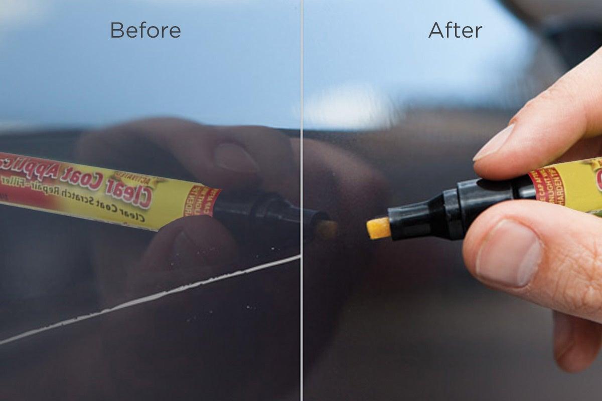 Scratch Car Repair Video