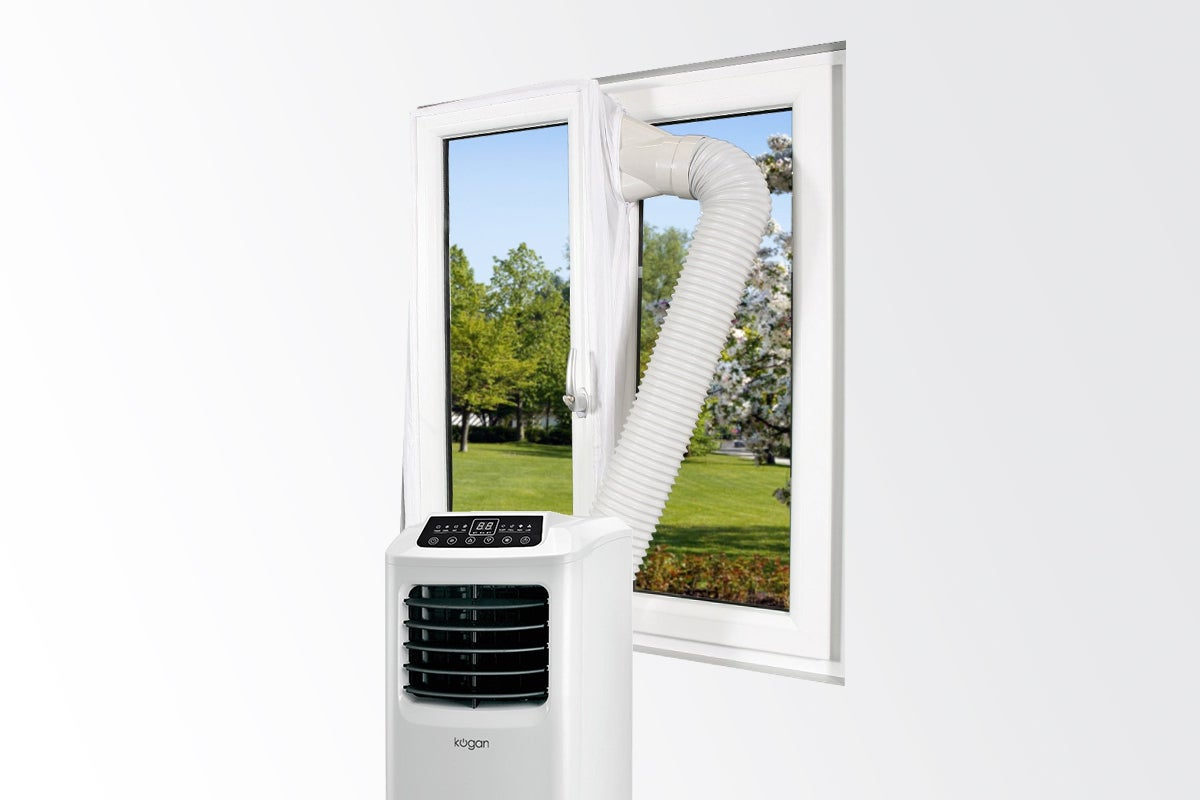 Room Air Conditioner Casement Windows