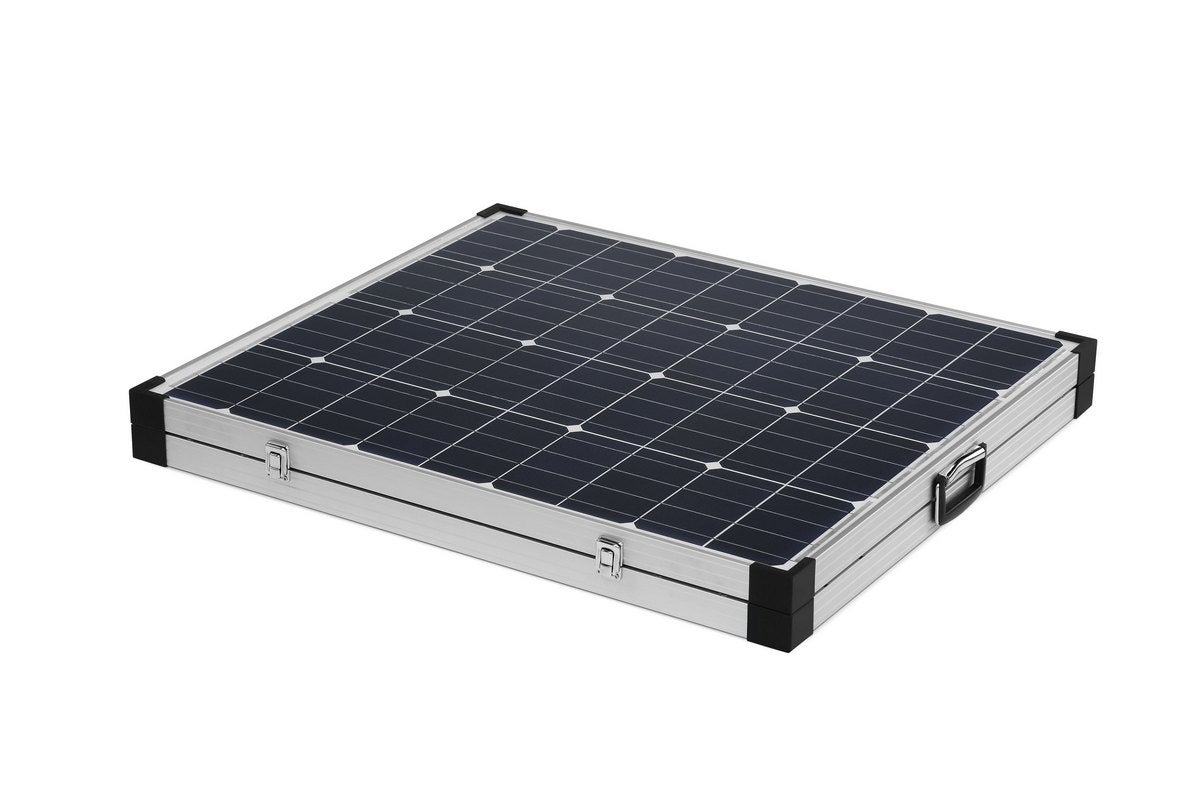 Komodo 12v 160w Folding Portable Solar Panel Kit
