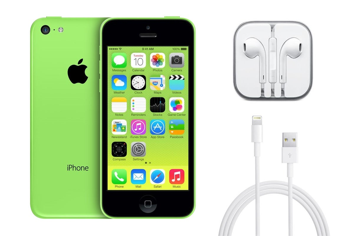 apple iphone 5c refurbished 8gb green ebay. Black Bedroom Furniture Sets. Home Design Ideas
