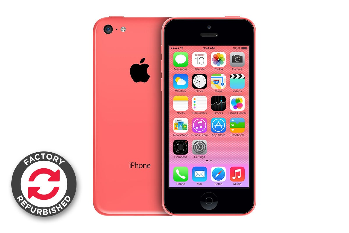 apple iphone 5c 8gb pink 4g lte ios 7 iphones ebay. Black Bedroom Furniture Sets. Home Design Ideas