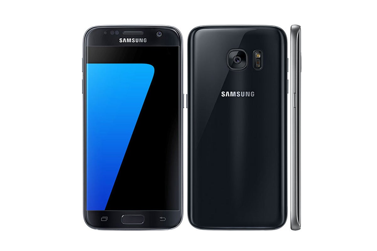 samsung galaxy s7 dual sim 32gb black ebay. Black Bedroom Furniture Sets. Home Design Ideas