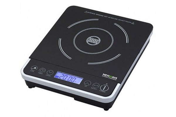 Induction Cooking Temperature Settings ~ New wave portable induction cooker ebay