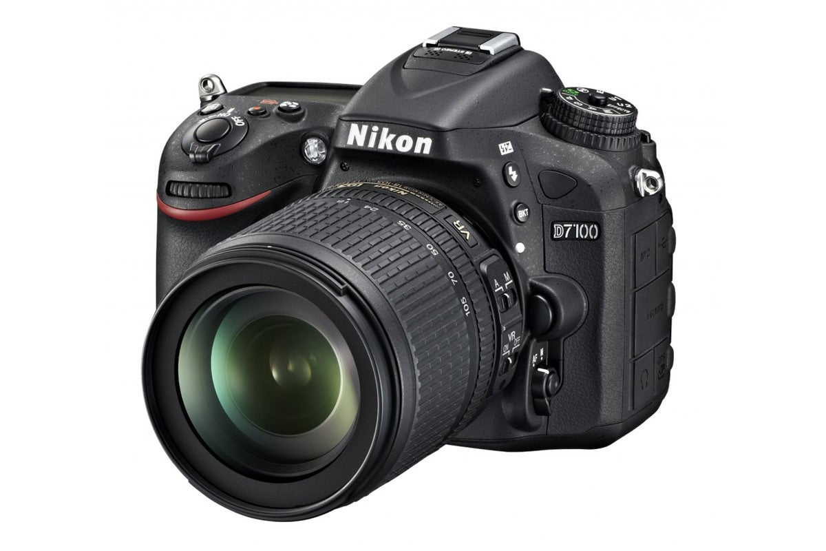 Details About NEW Nikon DSLR Camera Lens Kit 24MP Sensor D7100 18