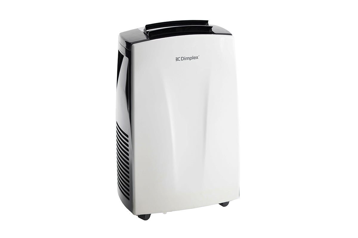 about Dimplex 5.3kW Portable Air Conditioner w/Dehumidifier (DC18 #1B1B1E