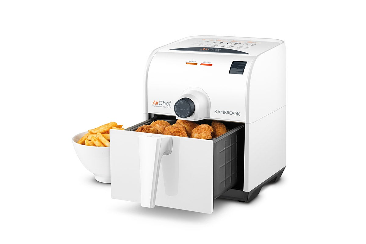 kambrook air chef air fryer kaf200. Black Bedroom Furniture Sets. Home Design Ideas