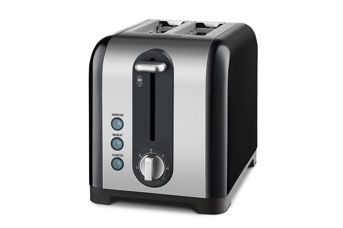 Kambrook-Extra-Lift-2-Slice-Stainless-Steel-Toaster-Black-KT260