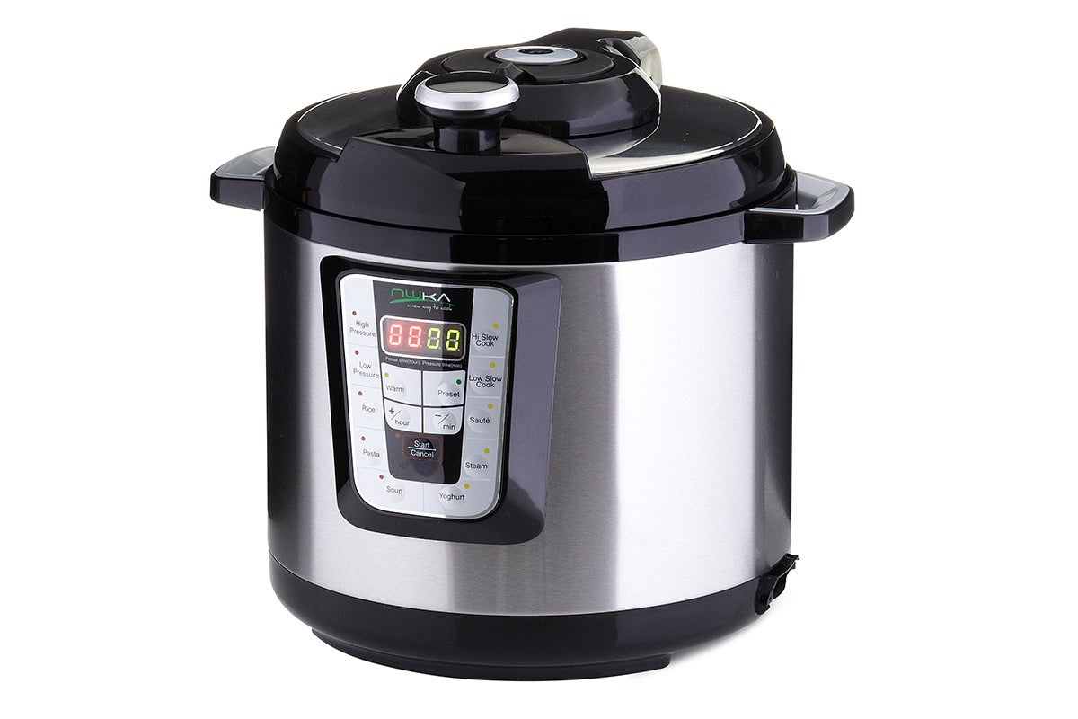smith and nobel pressure cooker instructions