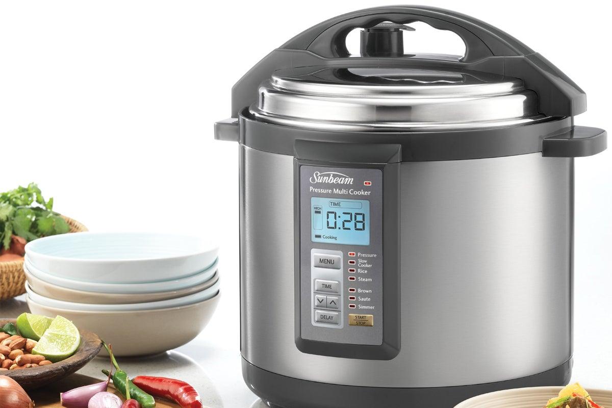 sunbeam aviva 6l multi cooker manual
