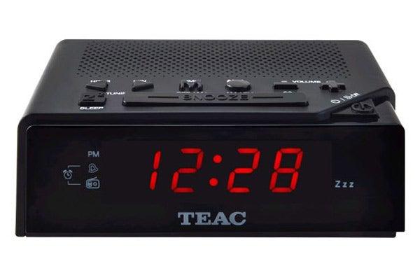 teac alarm clock radio crx 366 manual