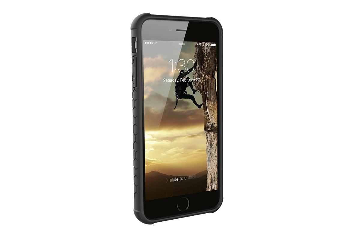 Uag Iphone Slate 6 Plus 6s 7 Monarch Case Graphite Ebay