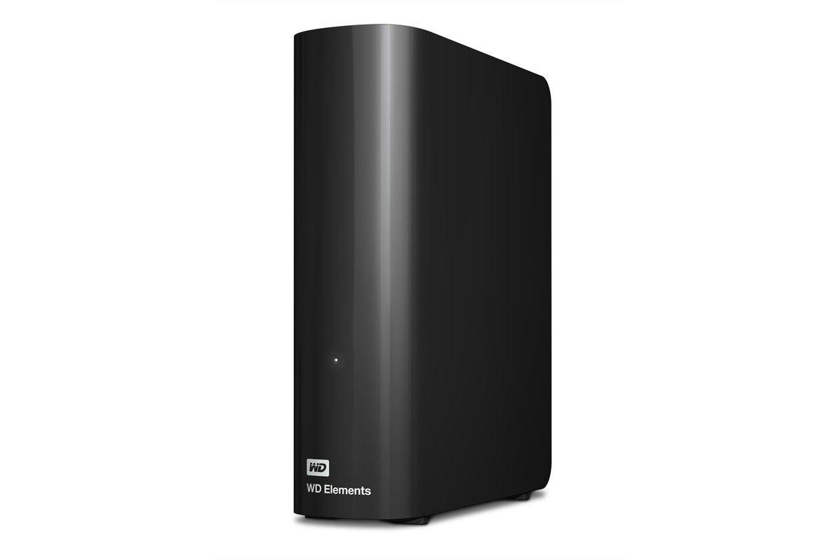 wd elements desktop 3 5 4tb external usb 3 0 hard drive. Black Bedroom Furniture Sets. Home Design Ideas