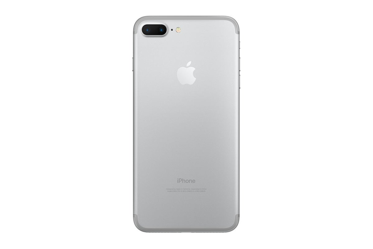apple iphone 7 plus 128gb silver 190198067449 ebay. Black Bedroom Furniture Sets. Home Design Ideas