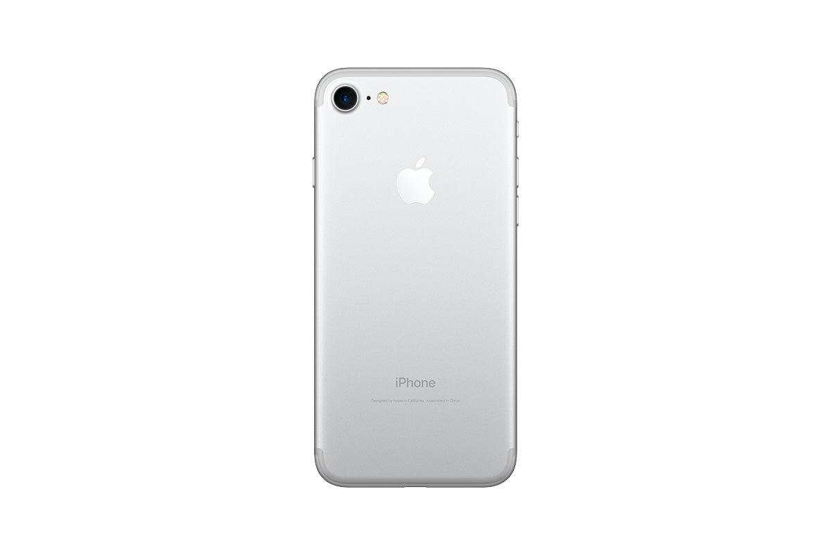 apple iphone 7 128gb silver ebay. Black Bedroom Furniture Sets. Home Design Ideas