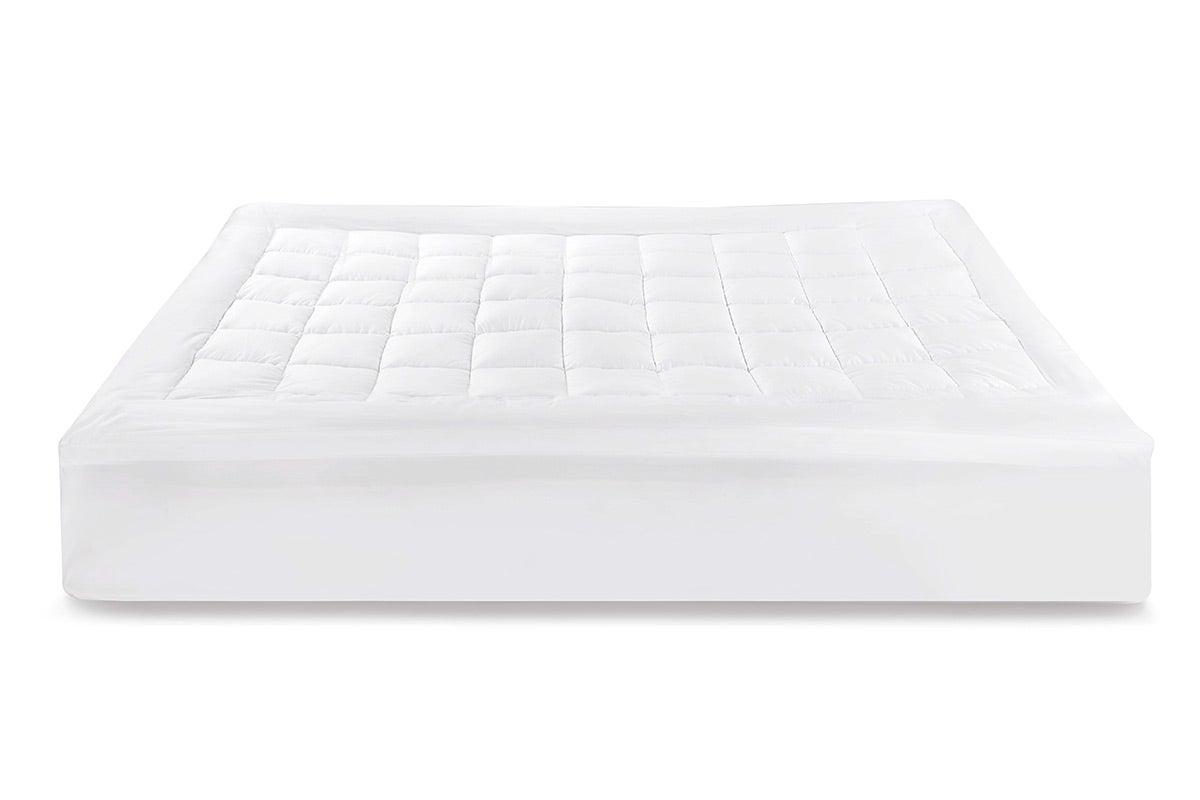Ovela Luxury Pillow Top Mattress Topper King Single