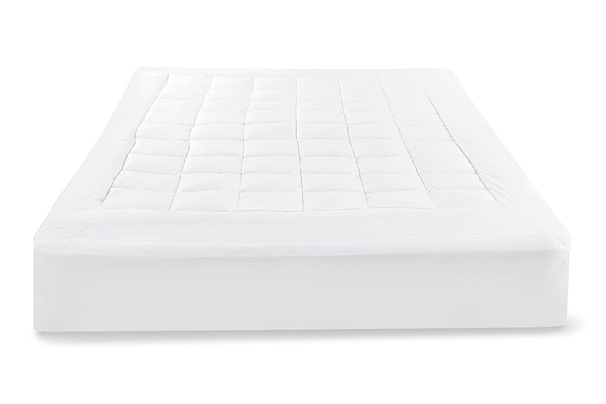 Ovela Luxury Pillow Top Mattress Topper King
