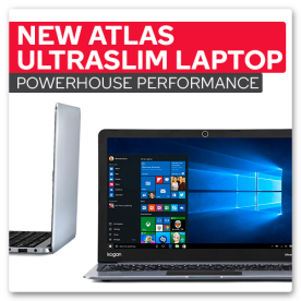New AtLas Ultraslim Laptop