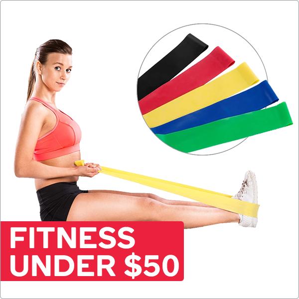 Fitness Under $50