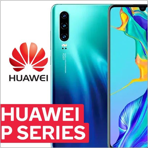 Huawei P Series Phones