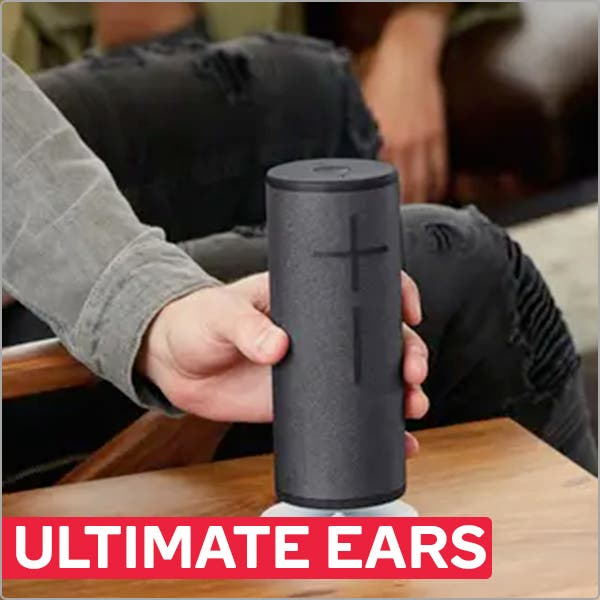 Ultimate Ears Bluetooth Speakers