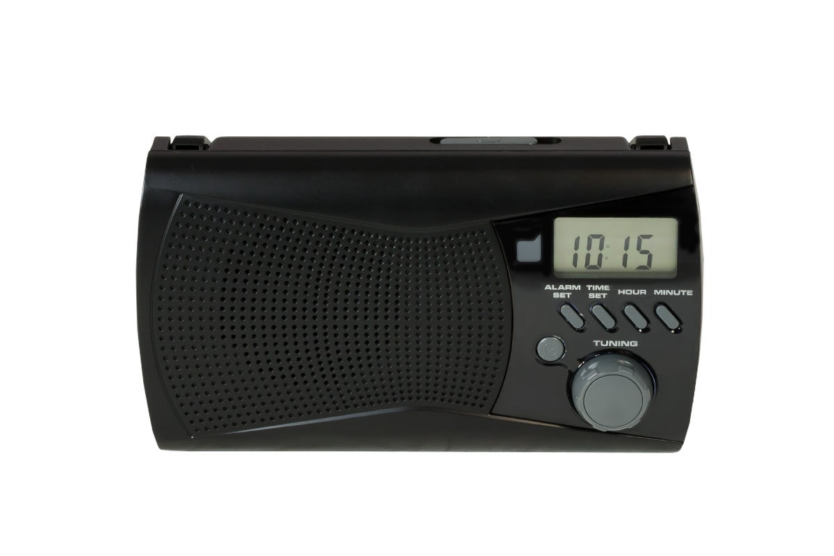 kogan dick smith dick smith am fm portable radio with digital alarm clock compare club. Black Bedroom Furniture Sets. Home Design Ideas