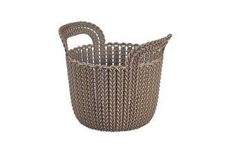 Curver 3lt Knit Basket