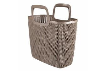 Curver 25lt Knit Carry Bag