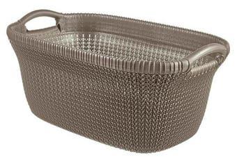 Curver 40lt Knit Basket