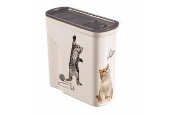 Curver Pet Food Storage Container (2lt/1kg)