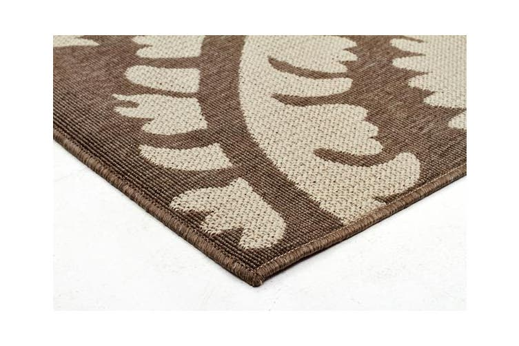 Royal Natural Outdoor Rug 160X110cm