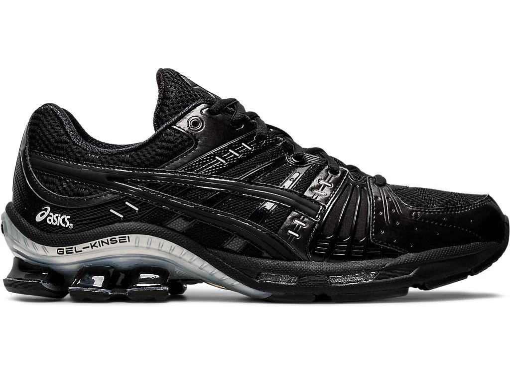ASICS Men's Gel-Kinsei OG Running Shoe (Black, Size 11 US)