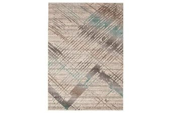 Riverside Jagged Blue Rug