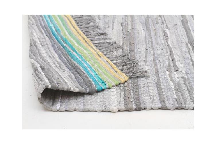 Boho Whimsical Rug Grey 320x230cm