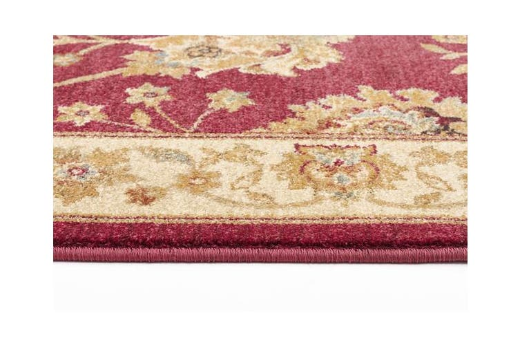 Classic Chobi Design Rug Red 290x200cm