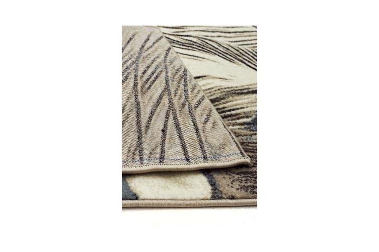 Whimsical Feathers Rug Bone 330X240cm