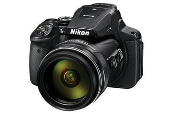 Nikon COOLPIX P900 Digital Camera with 83x Optical Zoom NIKKOR Super ED VR Lens -Built-In Wi-Fi