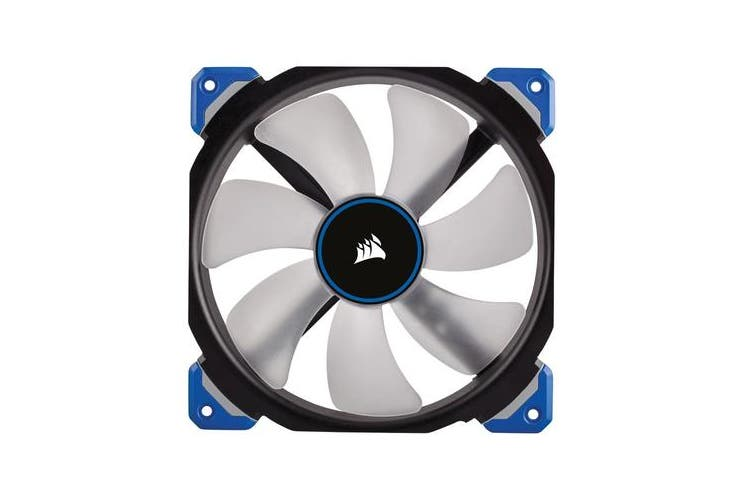 Corsair ML140 Pro LED, Blue, 140mm Premium Magnetic Levitation Fan