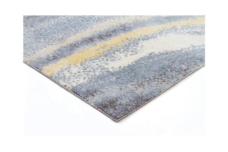 Repeat Modern Blue Rug 280x190cm