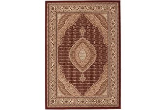 Stunning Formal Oriental Design Rug Red 230x160cm
