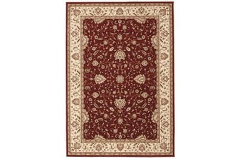 Stunning Formal Classic Design Rug Red 230x160cm