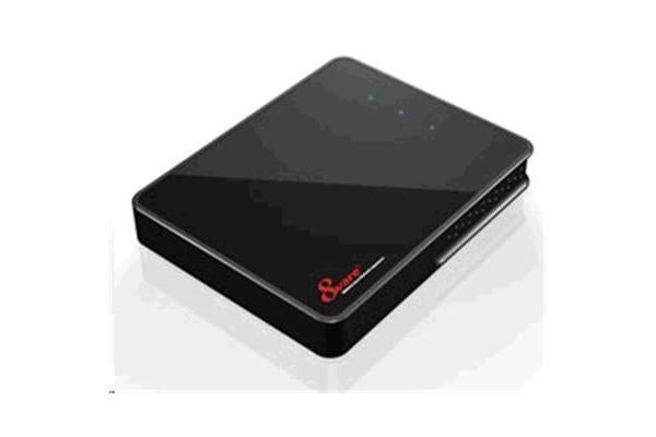 8ware WI22 USB Wireless Stream Box HELI-DOCK ideal storage for tablets & Smarthones that run