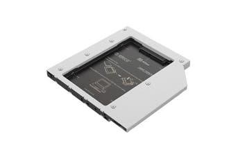 Orico Aluminum 7 & 9.5 mm Internal Hard Drive Caddy for Laptops (L95SS)