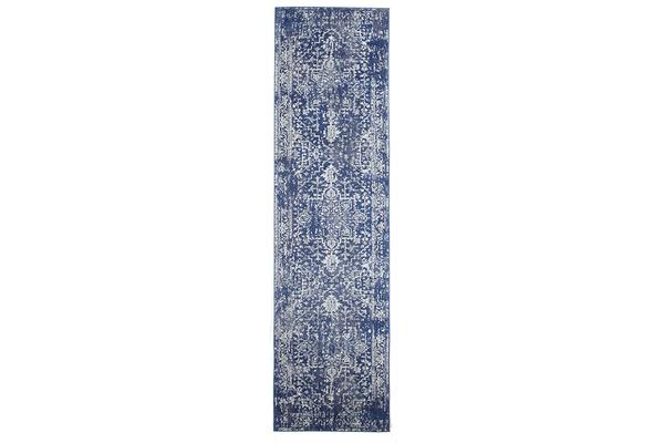 View more of the Contrast Navy Transitional Rug 500x80cm