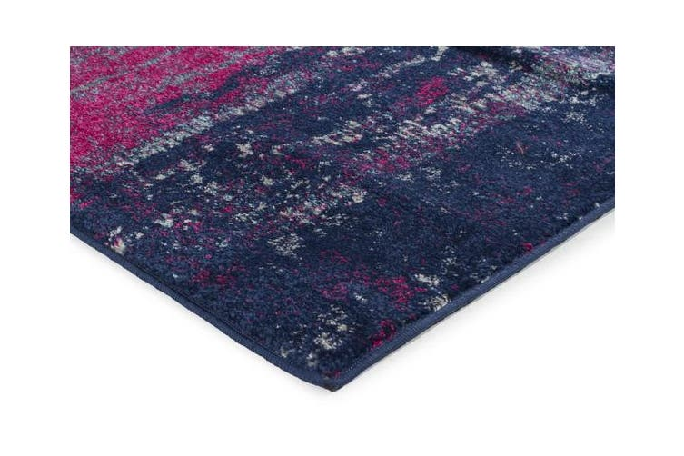 Bedrock Stone Transitional Rug 300x80cm