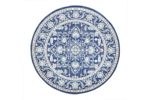 View more of the Release Navy Transitional Rug 240x240cm