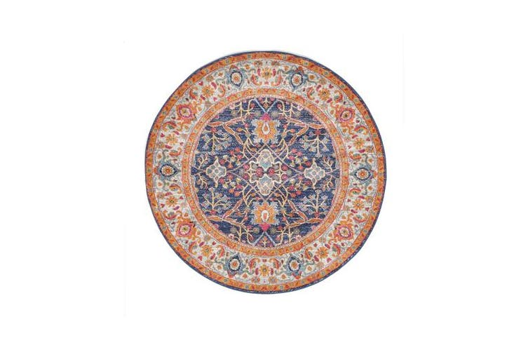 Splash Multi Transitional Rug 240x240cm