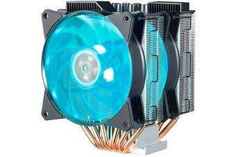 Cooler Master MasterAir MA620P RGB CPU Cooler with 2 X 120MM RGB LED PWM Fan