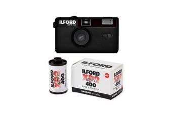 Ilford SPRITE 35-II Reusable Camera with XP2 24 Film